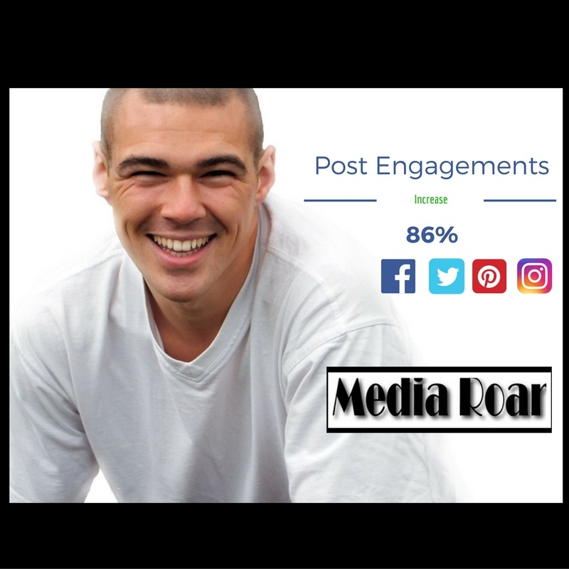 Media Roar Increase Your Post Engagements Up To 86%