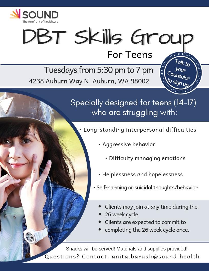 DBT Skills Group